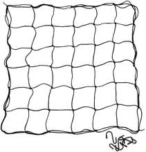 Grow Tent Net,Flexible Net Trellis for Grow Tents,36 Growing Spaces Fits 4x4 and More Size, plant support net