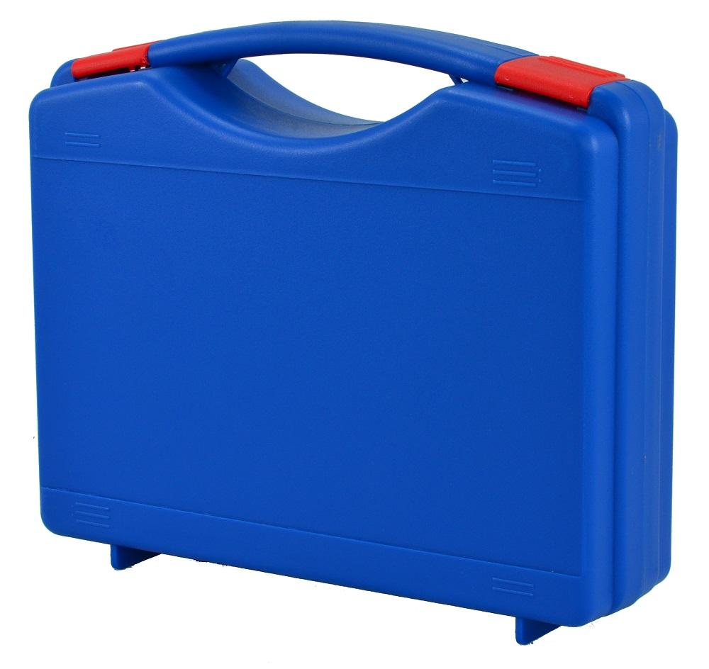 Small Simple Hard Hand Plastic Tool Electronic Equipment Storage Carrying Case