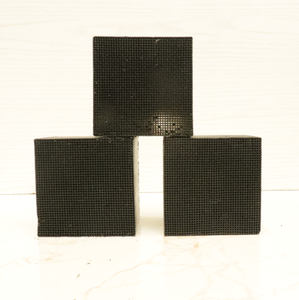 Cellular factory supply honeycomb for activated carbon gas treatment
