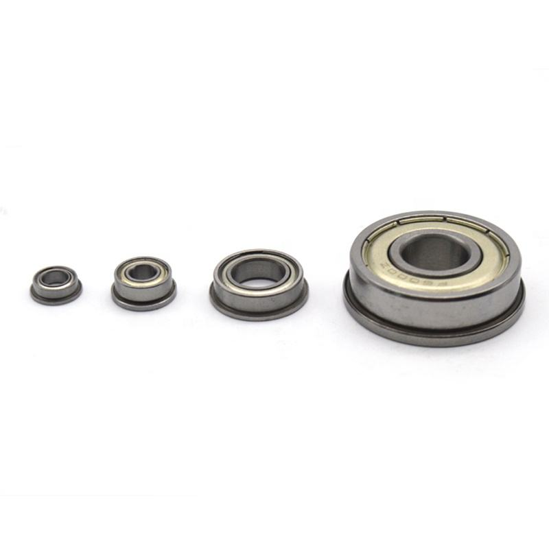 "Stainless Flanged Ball Bearings FR144zz 1//8/"" x 1//4/"" x 7//64/"" 20 PCS SFR144zz"