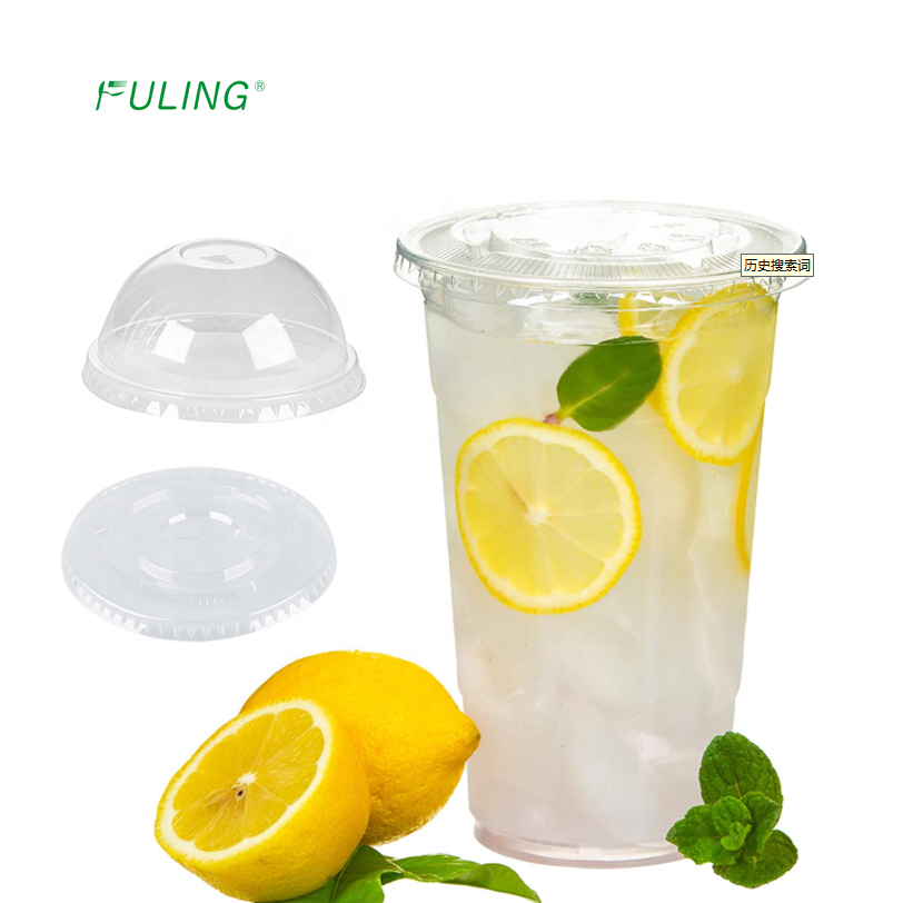 customize personalized logo eco takeaway beverage packaging pet plastic cup for juice ,one time plastic tumbler