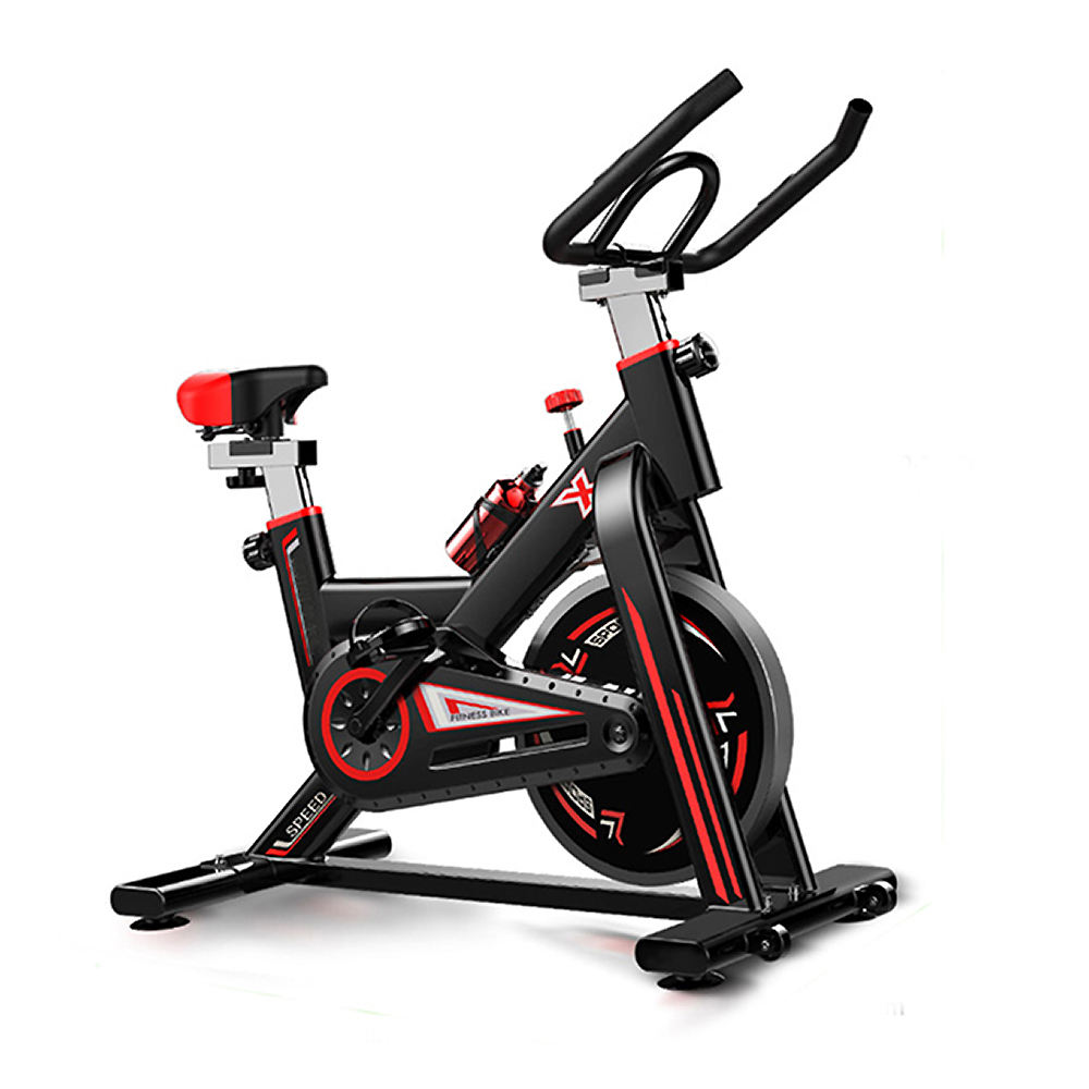 Non-slip Safety Pedal Magnetic Resistance Profesional Spinning Bike Exercise
