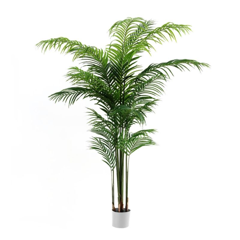 Hot Selling Garden Decorative 180 CmヤシTree Artificial Potted Green Plant