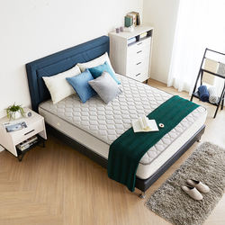 Factory wholesale 2021 new design thickness 25 king size mattress