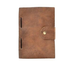 Hot sale journal manufacturers ,genuine leather diary notebook journal,leather cover travelers journal notebook