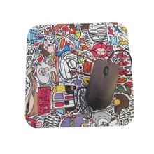 Wholesale Promotional Wireless Mouse Pad Rug Mouse Pad