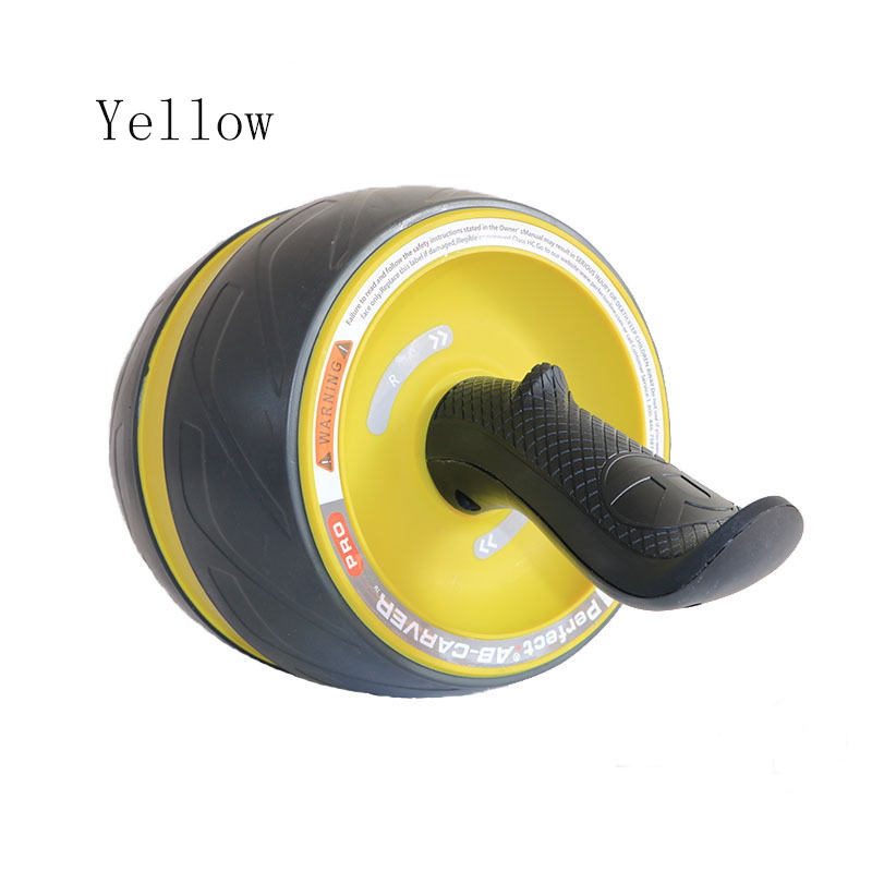 High grade quality muscle wheel thin waist wheel health abdominal mute home sports goods fitness equipment