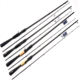 Top quality low price FUJI guide/reel seat high carbon spinning fishing rods