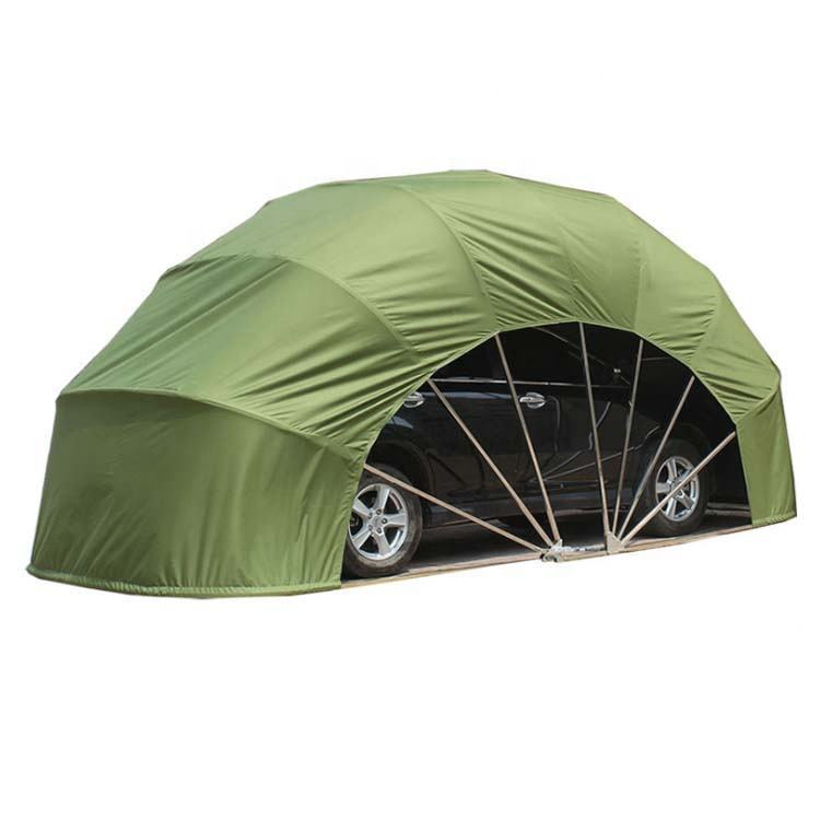 Folding Carport Portable Car Shelter Tent Covers Parking retractable garage