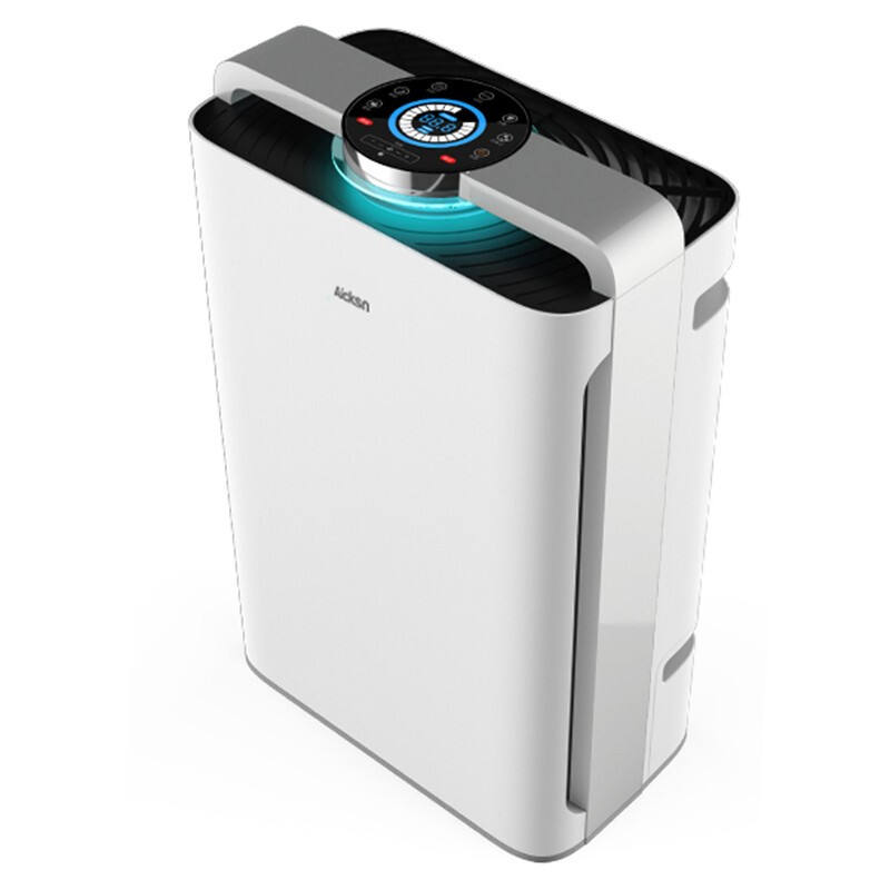 Portable UV Office Room Portable Home Pm2.5 Ionizer Ionic Hepa Filter Air Purifier