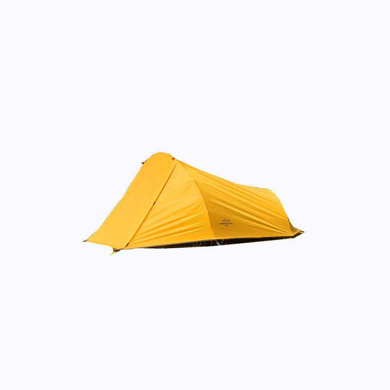 MountainCattle Hot Selling 2 Man Tunnel Double Layer Nature Lightweight Camping Tent China Hiking Gears Factory