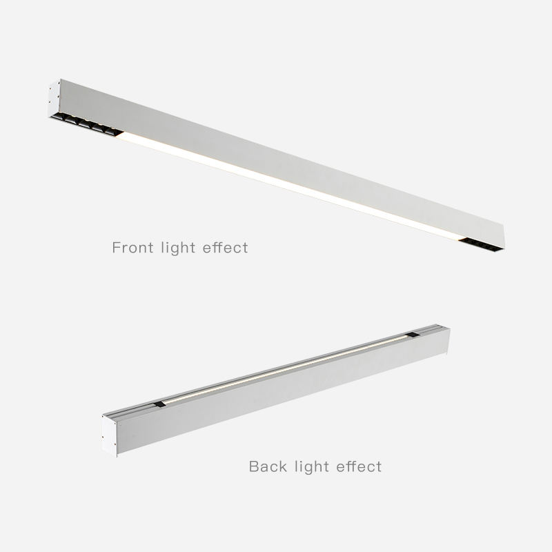 30w Led Light Hotel Linear Light And Spotlight Are Mixed 30w CRI93 100LM/W Linear Pendant Light LED Linear Lighting Fixture