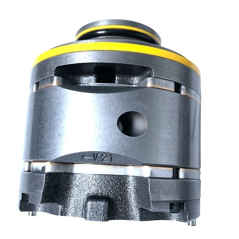 Single hydraulic pump core 45VQ60 45VQ66 45VQ75 Cartridge for repair or manufacture vickers vane pump