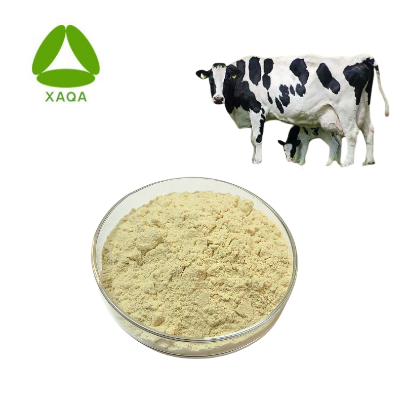 Ox's Colostrums Active immunoglobulin Nutritional Supplement Bovine Colostrums Freeze-dried Powder