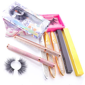 2020 Inice New fashion lash glue liner pen magic adhesive eyeliner pencil