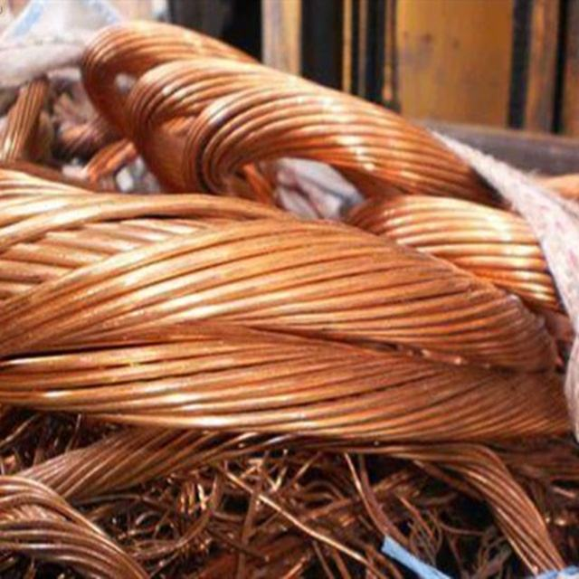 copper scrap/copper wire99.99