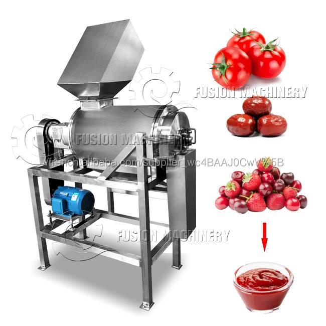 Presse-agrumes commerciale à grande vitesse/machine industrielle de presse-agrumes de mangue/presse-agrumes commerciale de canne