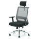 Environmental breathable ergonomic high back fabric mesh back swivel lifting executive office chair