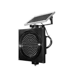 outdoor solar led flashing strobe light