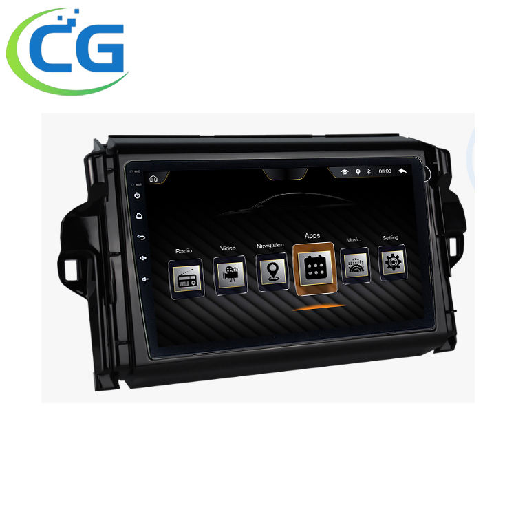 "9 ""Car radio für Toyota Fortuner 2016-2018 2G RAM Android autoradio coche audio auto stereo GPS navigation IPS multimedia WIFI"