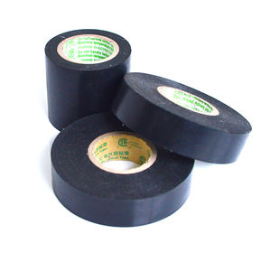 Professional grade pressure sensitive all weather electrical insulation pvc tape