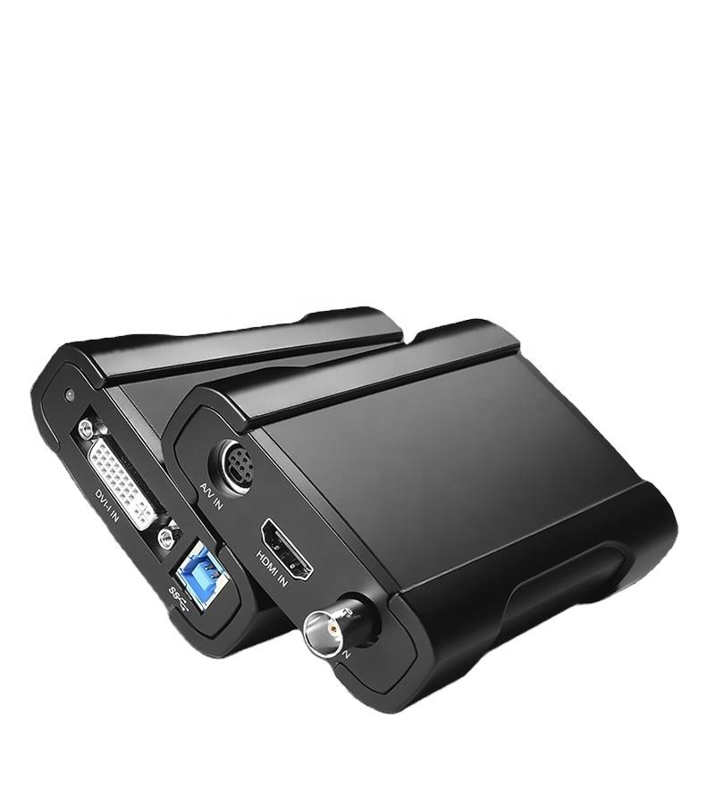 Broadcast qualität super speed 1080P60 live-streaming SDI-HDMI USB 3,0 Video capture card