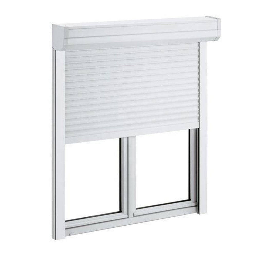 Used PVC windows and doors new zealand UPVC sliding windiw iron window grills design with roller shutter
