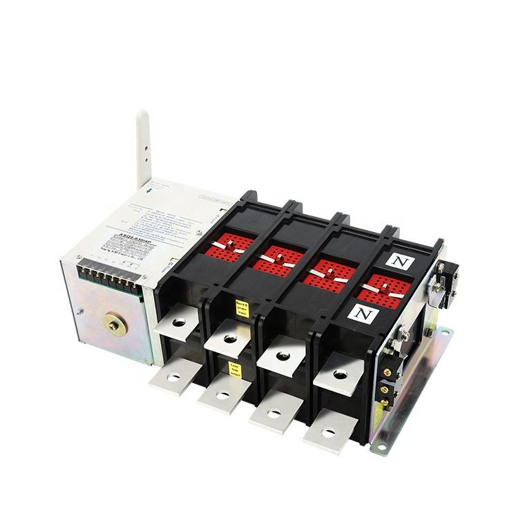 Hohe Stabilität 630A 690V 4P ATS Dual-Power-Automatic Transfer Switch