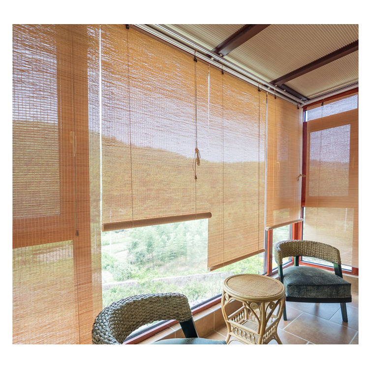 Factory Price Bamboo blinds/Bamboo curtains/Partitions for home decorative