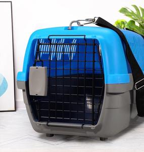 CHENG YI Pet air box dog cat transport cage factory direct plastic air cage