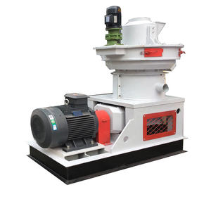 XGJ560 1-1.5t/h 90kw biomass rice husk sawdust grass straw wood pellet mill with CE certificate on sale