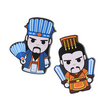 2020 wenzhou factory custom printed fridge magnet, fridge magnet 3d cartoon