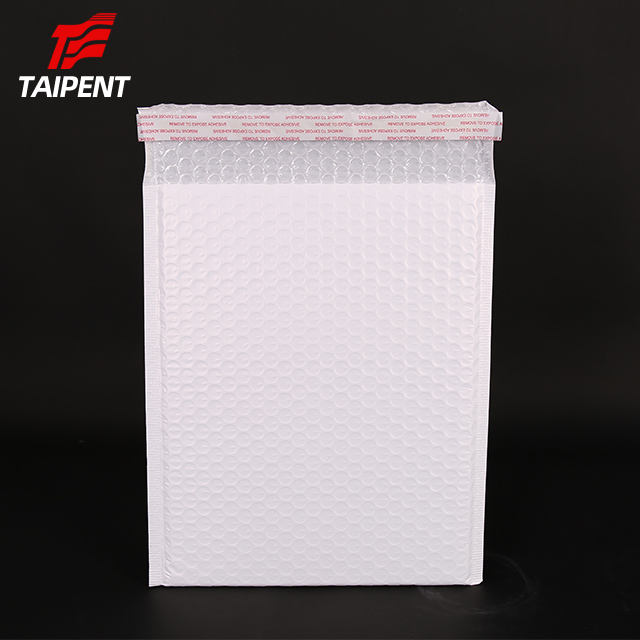 Wholesale Custom White Bubble Mailer eco friendly poly padded envelopes bag