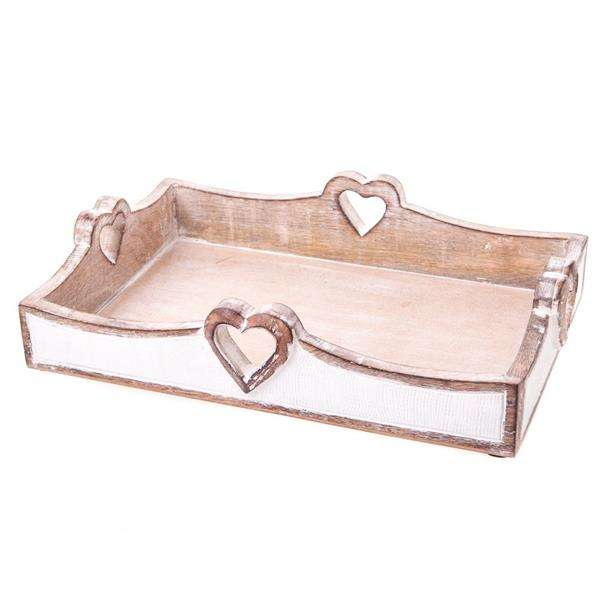 Carving craft tea - wrapped candy wooden trays used for wedding/festivals