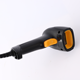 Portable Long Distance Cordless Barcode scanner Handheld 1D For Supermarket low cost barcode scanner