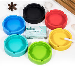 Wholesale Silicone Ashtray Color Ash Tray Ashtray For Cigar