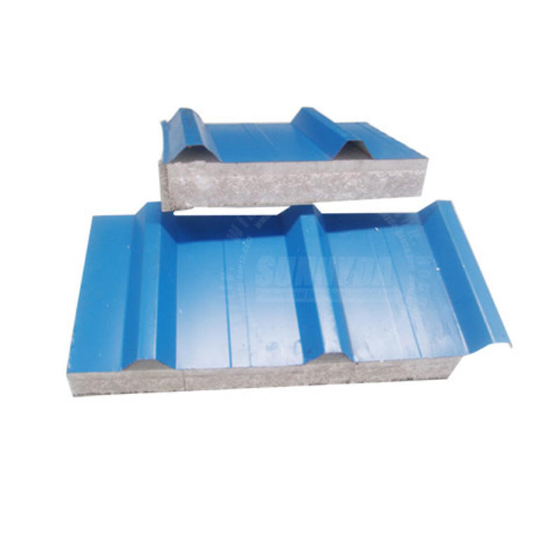 High Quality Insulated Roof EPS Sandwich Panel Price