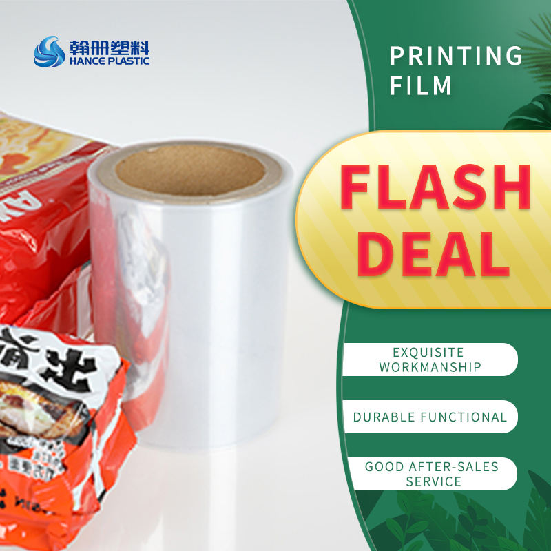 Top Seller Excellent Quality High Tensile Strength PS Bopp Printing Film