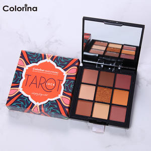 Nine Color Nine Palace New makeup cosmetic tools Eyeshadow Palette Powder Four Group Mousse Eyeshadow