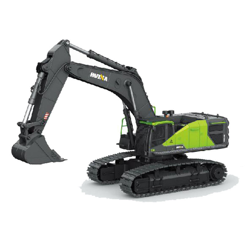 2020 new toys 1/14 scale 22 Channel rc excavator metal huina 1593 die-cast 2.4G new excavators