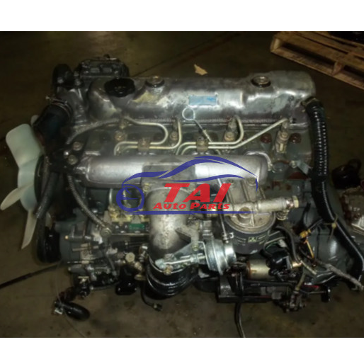 Japanese USED ORIGINAL ENGINE 4D32 4D33 4D34 4D35