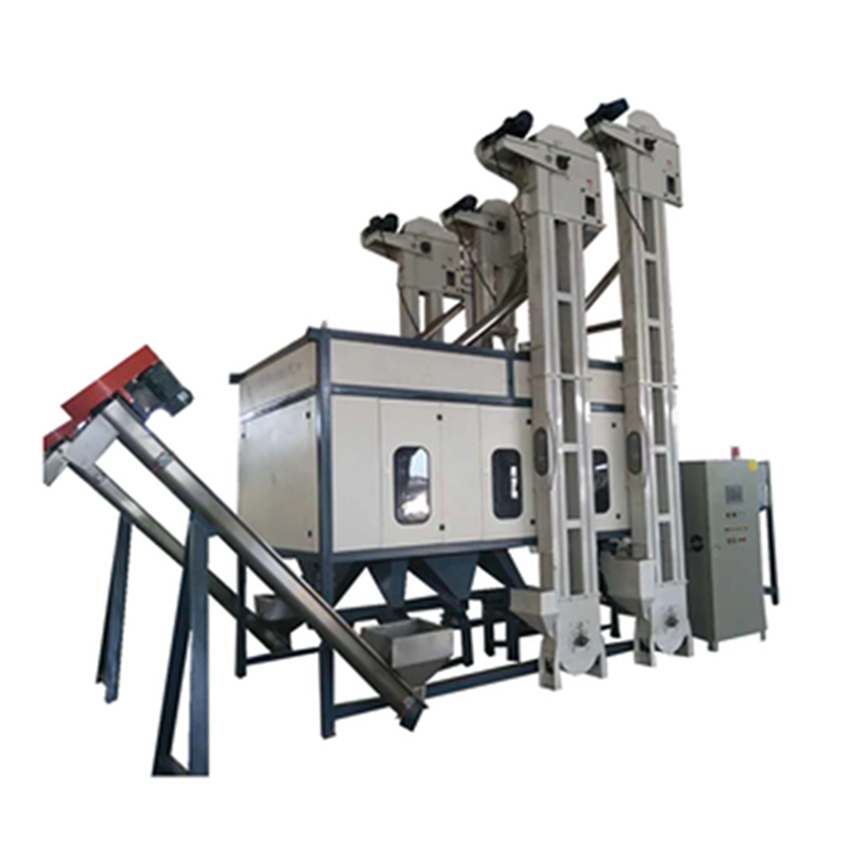 high tension electrostatic separator machine optical plastic sorting