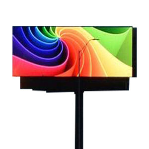 light weight outdoor advertising display high refresh rate energy saving p6 p8 p10 led video wall for commercial usage
