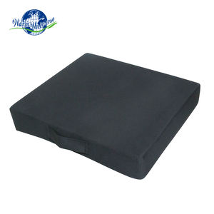 High Quality Memory Foam Gel Seat Cushion For Office Chair and Car Seat Cushion For Short People