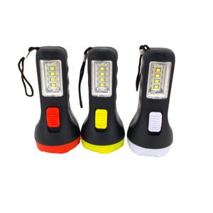 factory price 1pc AA battery LED flashlight torch light YN-888 LED torch light 24pcs per box best sell in Africa