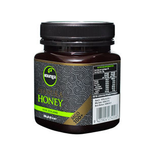 MGO 100 100% Nature Bee New Zealand Manuka Import Pure Natural Raw Honey