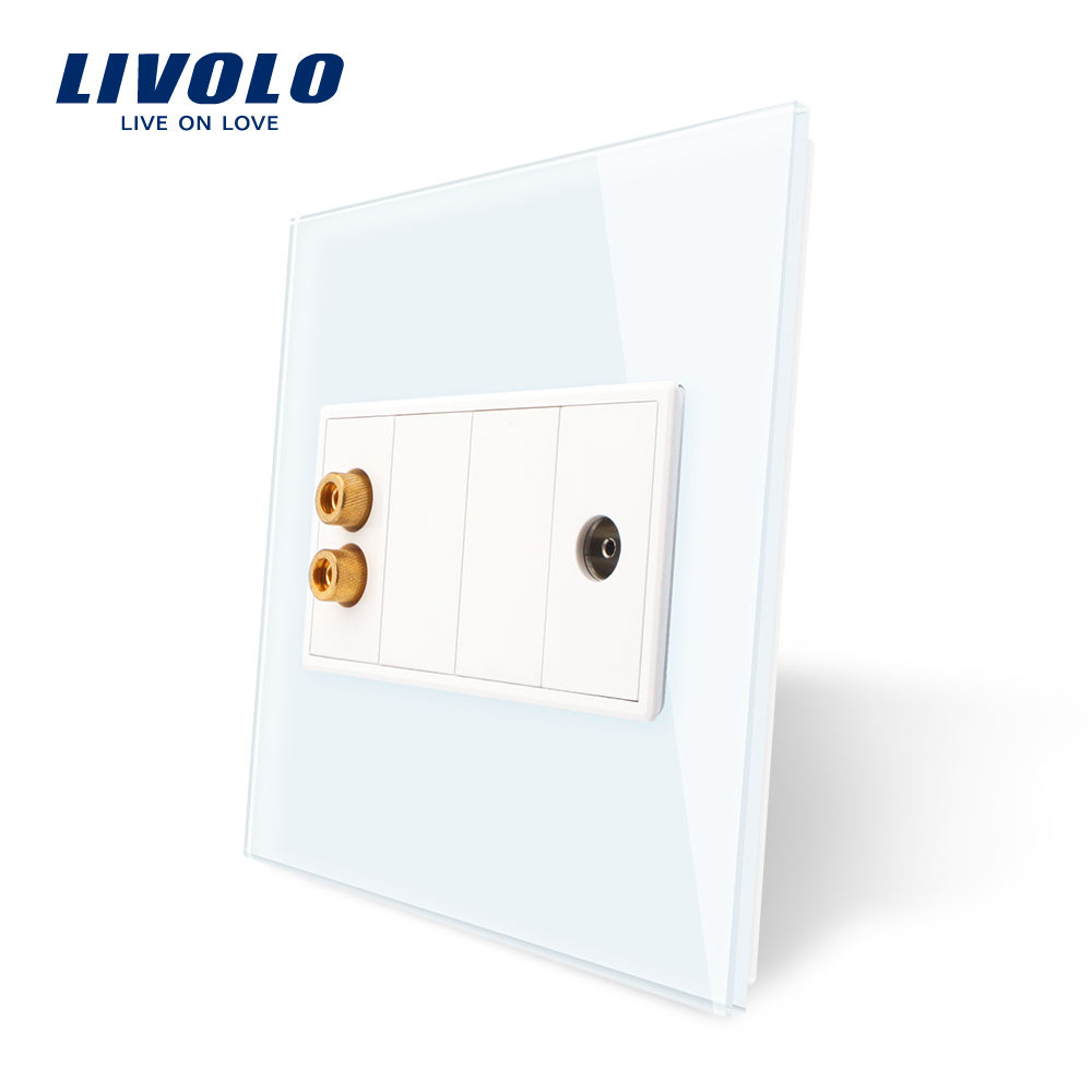 Smart Home electrical socket wall,audio socket new china products for sale