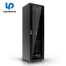 ningbo lepin Factory Outlet network equipment 19u rack cabinet  rack network server cabinet lock for machine room