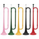 IRIN made in china instrument color ABS Bb cheap b flat plastic youth trumpet