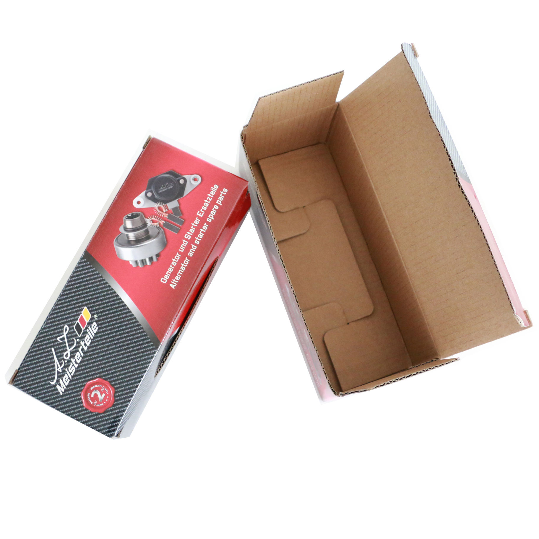 Cheap price corrugated cardboard flat tuck top snap bottom box paper mailer boxes for mobile phone accessories